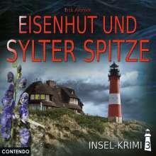 Katja Brügger: Insel-Krimi 03: Eisenhut und Sylter Spitze, CD