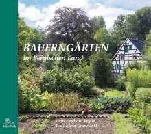 Karin Grunewald: Bauerngärten im Bergischen Land, Buch