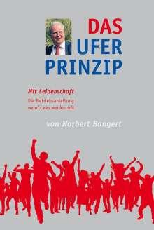 Norbert Bangert: Das Uferprinzip, Buch