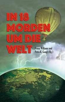 In 18 Morden um die Welt, Buch