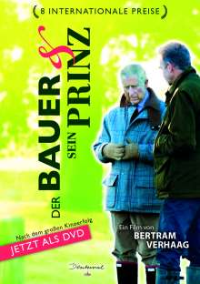 Der Bauer und sein Prinz, DVD