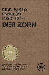Pier Paolo Pasolini: Der Zorn, Buch