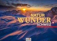 Naturwunder Schweiz Kalender 2020, Diverse