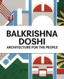 Balkrishna Doshi: Balkrishna Doshi, Buch