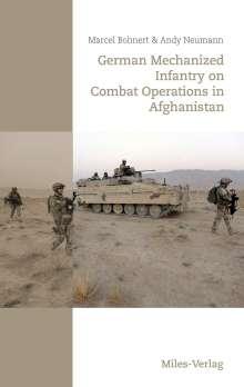 Marcel Bohnert: German Mechanized Infantry on Combat Operations in Afghanistan, Buch