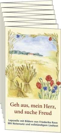 Paul Gerhardt: Geh aus, mein Herz, Buch