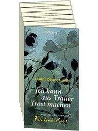 Hanns Dieter Hüsch: Ich kann aus Trauer Trost machen, Buch