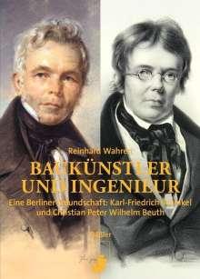 Reinhard Wahren: Baukünstler und Ingenieur, Buch
