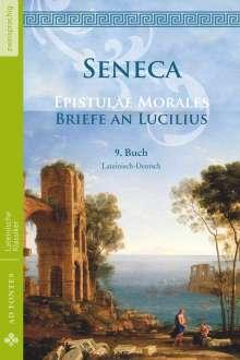 Lucius Annaeus Seneca: Briefe an Lucilius / Epistulae morales (Lateinisch / Deutsch), Buch