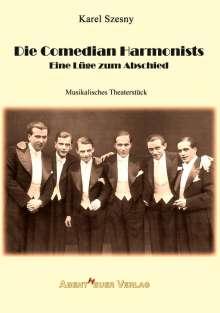 Karel Szesny: Die Comedian Harmonists, Buch