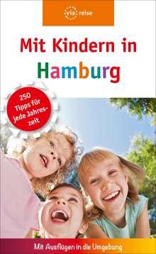 Linda Heitmann: Mit Kindern in Hamburg, Buch