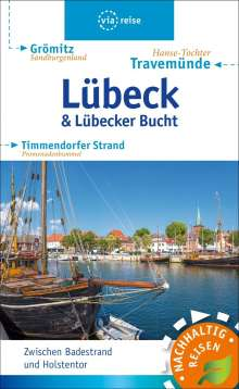 Majka Gerke: Lübeck & Lübecker Bucht, Buch