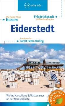 Arnd M. Schuppius: Eiderstedt & Husum, Buch