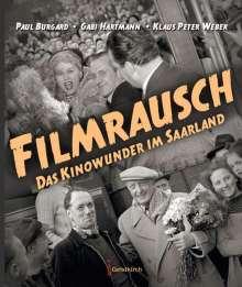 Paul Burgard: Filmrausch, Buch
