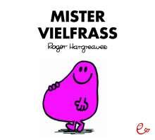 Roger Hargreaves: Mister Vielfraß, Buch
