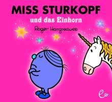 Roger Hargreaves: Miss Sturkopf und das Einhorn, Buch