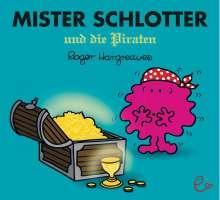 Roger Hargreaves: Mister Schlotter und die Piraten, Buch
