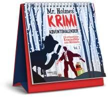 Krimi Weihnachtskalender.Philip Krömer Mr Holmes Krimi Adventskalender Vol 3