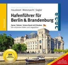 Robert Tremmel: Hafenführer für Hausboote: Berlin & Brandenburg, Buch