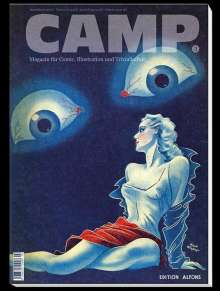 CAMP - Magazin für Comic, Illustration & Triviales, Buch