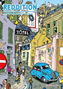 Volker Hamann: Reddition - Zeitschrift für Graphische Literatur 73: Dossier Maurice Tillieux, Buch