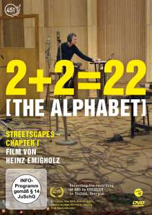 2+2=22 (The Alphabet), 2 DVDs
