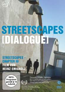 Streetscapes (Dialogue) (OmU), DVD