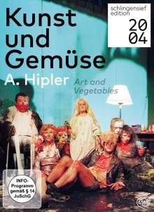 Kunst und Gemüse, A. Hipler - Theater als Krankheit (Digipak), 2 DVDs