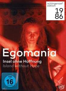 Egomania - Insel ohne Hoffnung, DVD