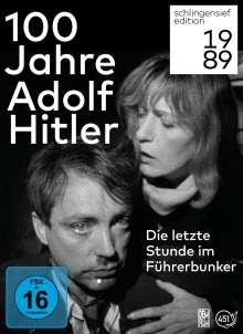 100 Jahre Adolf Hitler, DVD
