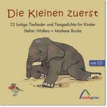 Stefan Wolters: Die Kleinen zuerst, Buch