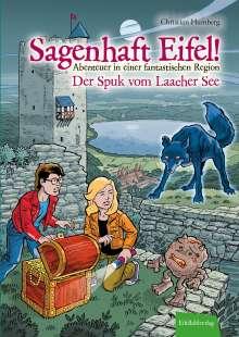 Christian Humberg: Sagenhaft Eifel! - Abenteuer in einer fantastischen Region, Buch