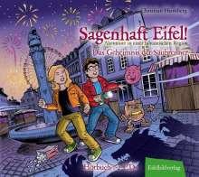 Christian Humberg: Sagenhaft Eifel! - Abenteuer in einer fantastischen Region, 2 CDs