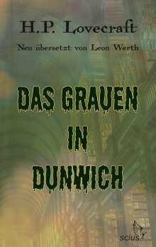 H. P. Lovecraft: Das Grauen in Dunwich, Buch