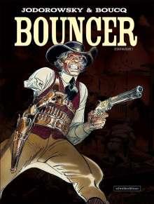 François Boucq: Bouncer - Gesamtausgabe 1, Buch
