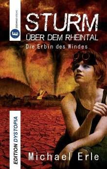 Michael Erle: Sturm über dem Rheintal, Buch