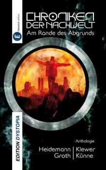 Detlef Klewer: Chroniken der Nachwelt, Buch