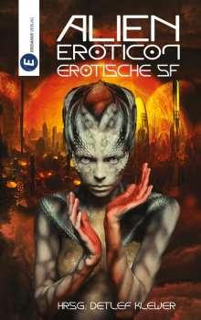 Nadine Muriel: Alien Eroticon, Buch