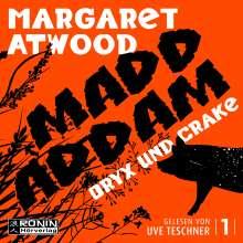 Margaret Atwood (geb. 1939): Oryx und Crake, 2 Diverses