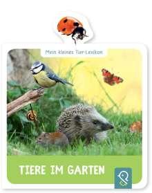 Hannah Kastenhuber: Tiere im Garten, Buch
