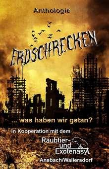 Manu Wirtz: Erdschrecken, Buch