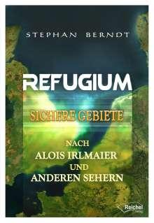 Stephan Berndt: Refugium, Buch
