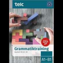 Milena Angioni: Grammatiktraining Deutsch für A1-B1, Buch