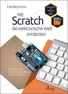 Erik Bartmann: Mit Scratch die elektronische Welt entdecken, Buch