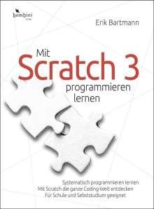 Erik Bartmann: Mit Scratch 3 programmieren lernen, Buch