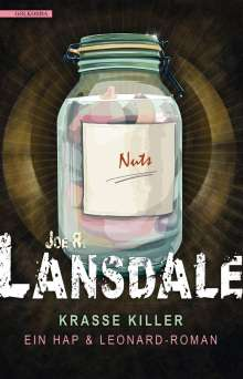 Joe R. Lansdale: Krasse Killer, Buch
