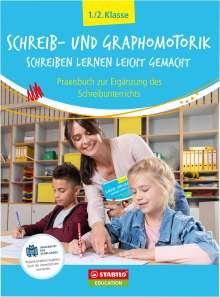 Christian Marquardt: Schreib- und Graphomotorik: Schreiben lernen leicht gemacht -, Buch