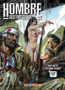 Jose Ortiz: Hombre 1, Buch