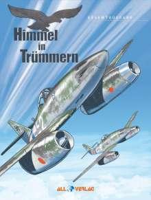 Philippe Pinard: Himmel in Trümmern Gesamtausgabe, Buch
