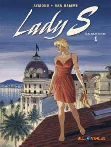 Philippe Aymond: Lady S. Gesamtausgabe 1, Buch